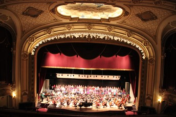 Troy students perform with Albany Symphony