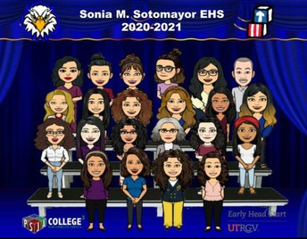 The Early Head Start Staff