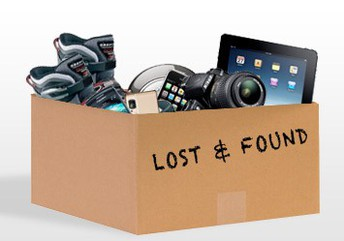 Lost & Found Small Valuable Items