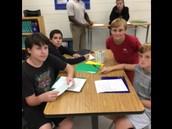 Math Scholars!