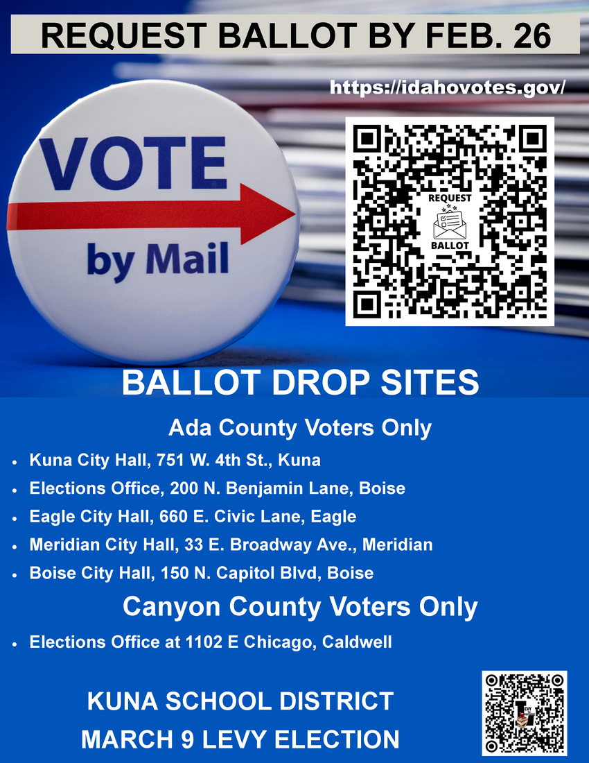 Link to request a ballot