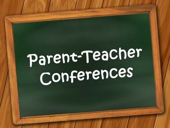 Parent - Teacher Conferences will take place Nov 4-6