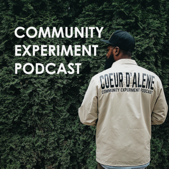 Dr. Cook on The Community Experiment Podcast