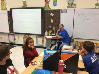 Mrs. Tinnian is TEACHing It!