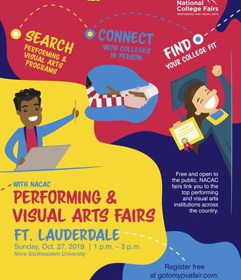 Performing & Visual Arts College Fair