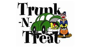 Trunk 'N Treat Parade!