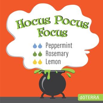hocus pocus, add some focus