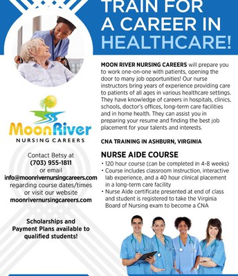 Opportunity for those interested in a career in Healthcare!
