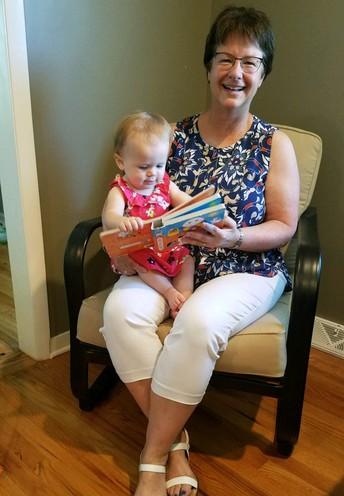 Alice Reinert--Teacher Librarian