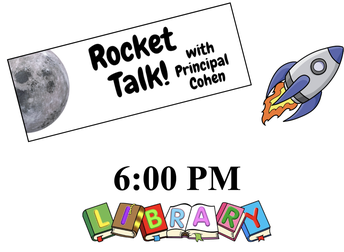 "Join Us at the Next ""Rocket Talk""!"