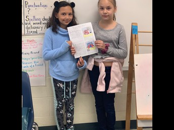 Mrs. Leclair's Class published Nonfiction Articles