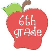 6th-Grade Information