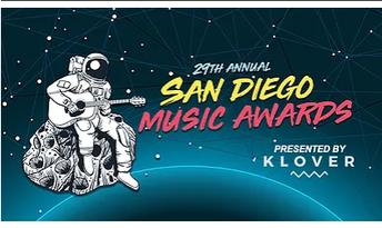 CoSA IM Alumni Nominated for 2021 SD Music Award