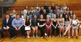 Senior Awards and Recognition Night - May 15, 2019