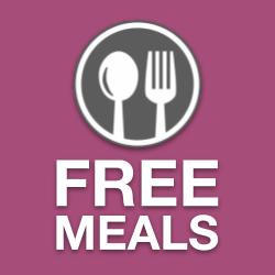 Reminder: Free Meals Pickup