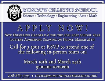 MCS Lottery for the 21-22 school year!