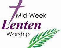 Midweek Lenten Worship