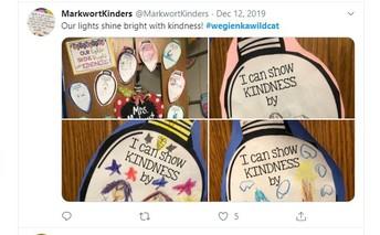 Mrs. Markwort uses Twitter!