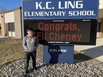 Eli Cheney