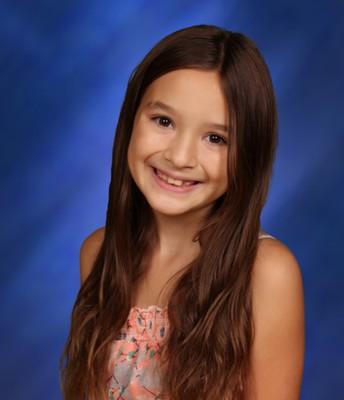 Fifth Grade - Evie