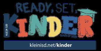 Kinder Round-Up!  April 27th 4-6