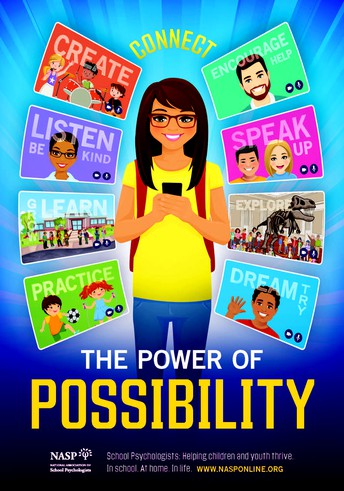 National School Psychology Week - The Power of Possibility