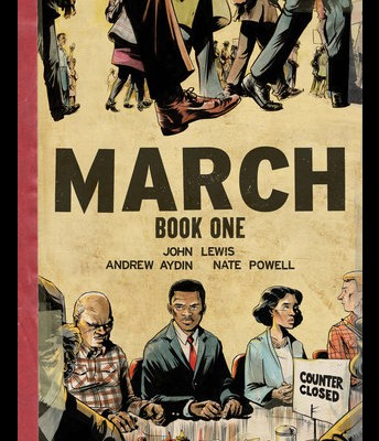 """March: Book One"""