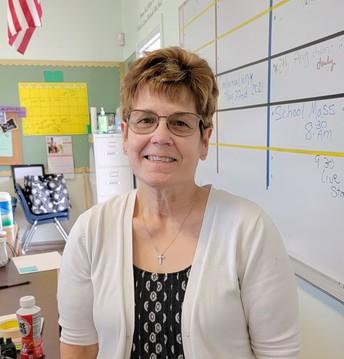 Grade 3 Staffing Change for 2021-22