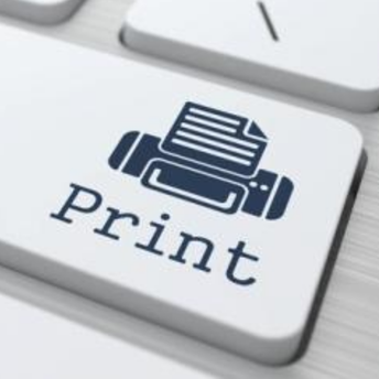 DO YOU HAVE SOMETHING YOU NEED TO PRINT?