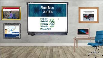 Virtual Presentation Space