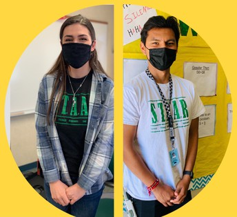 Ms. Deanna & Mr. Gio