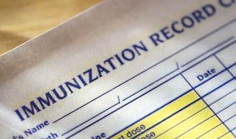 Request for Immunization Records