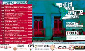 Cine con Cultura Latinx American Film Festival