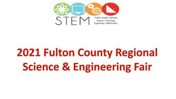 FSA Students perform at the top of the region at the Fulton County Regional Science and Engineering Fair (FCRSEF)!