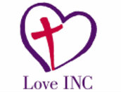 Love INC Providing Boxes of Supplies