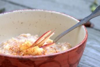 Recipe: Apple Cinnamon Oatmeal