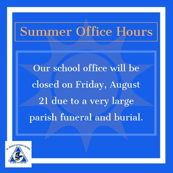 School Office Closed Friday