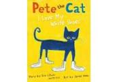 Pete the Cat, written by James Dean
