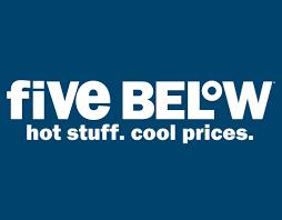 Five Below Spirit Week! 12/14-12/21/18