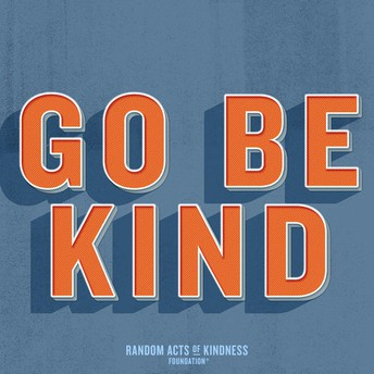 Being kind will make you happier! The SMHS annual Kindness Week is Feb. 19-22nd, get your happy on!