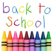 First Day of School - Tuesday, September 5