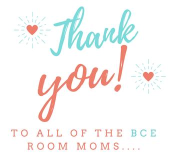 Room Moms/Class Parents
