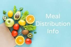 Meal Distribution: Winter Break