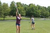 D - Dedication- Lacrosse Skills and Drills