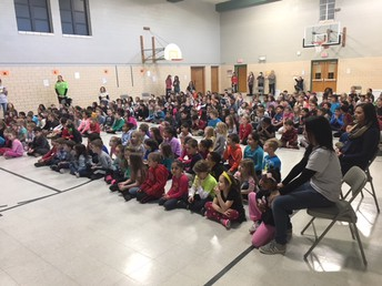 An Assembly to Start the Day