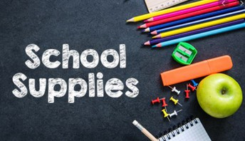 Does your child need school supplies?