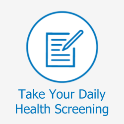 Covid Daily Student Screening Form Information