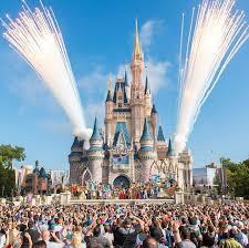 Virtual Disney Rides