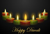 The Hindus Festival of Diwali  By Terryll Jackson