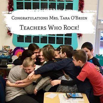Mrs. O'Brien Rocks!